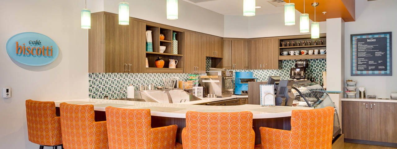 Upscale Dining | Vi at Aventura | Senior Living in North Miami