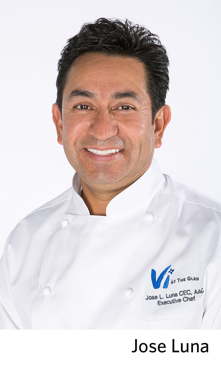 Headshot of Executive Chef Jose Luna