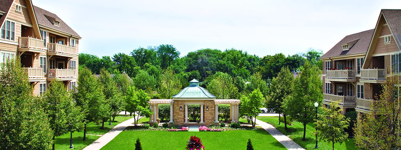 Vi at The Glen English Garden