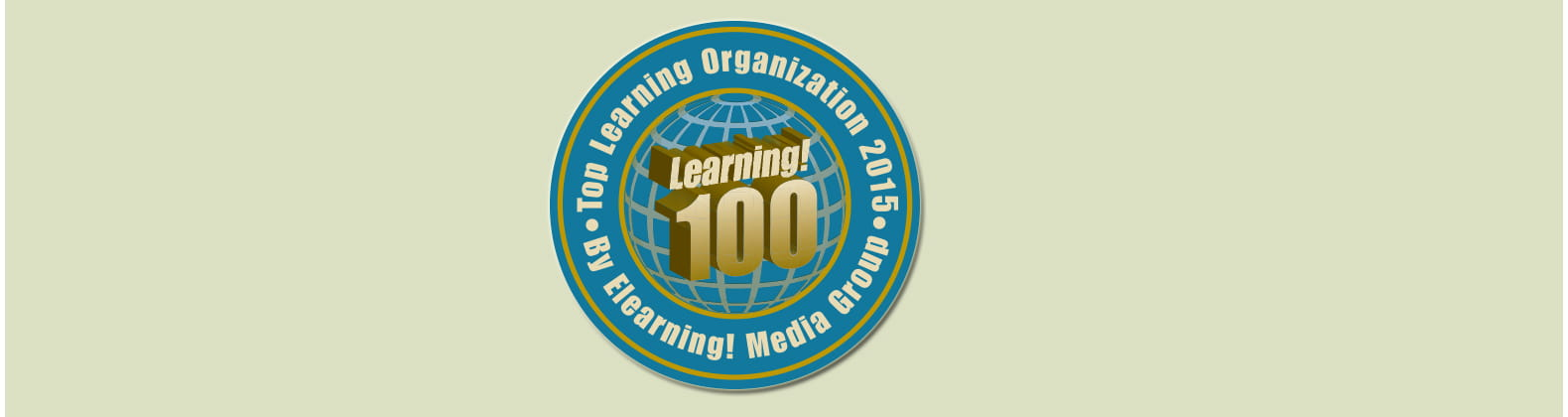 Elearning! Media Group (EMG) recognized Vi in annual Learning! 100 organizations