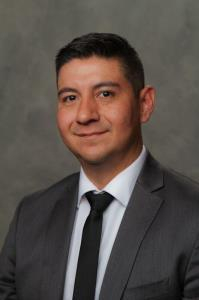 Headshot of Tony Galvan, AVP of Living Well