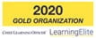 Vi Awards - Chief Learning Officer 2020 Gold Organization LearningElite