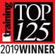 Vi Awards - Top 125 Training 2019 Winner