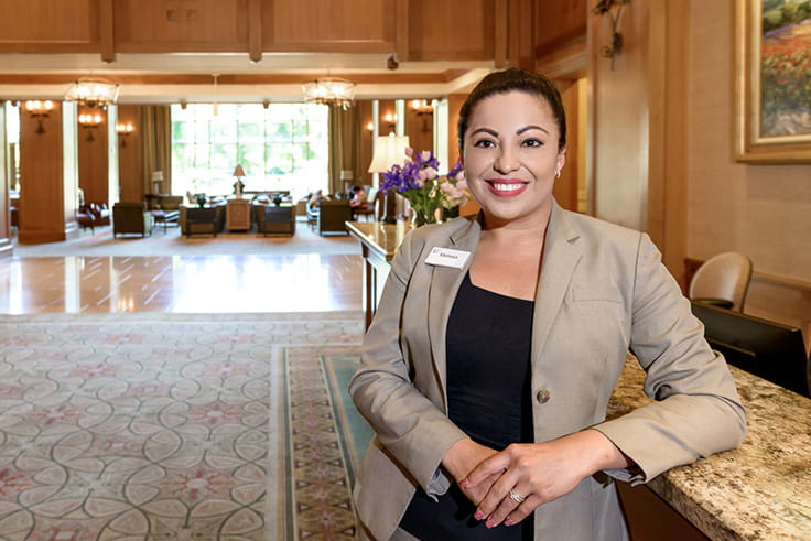 From housekeeping to a 24-hour concierge