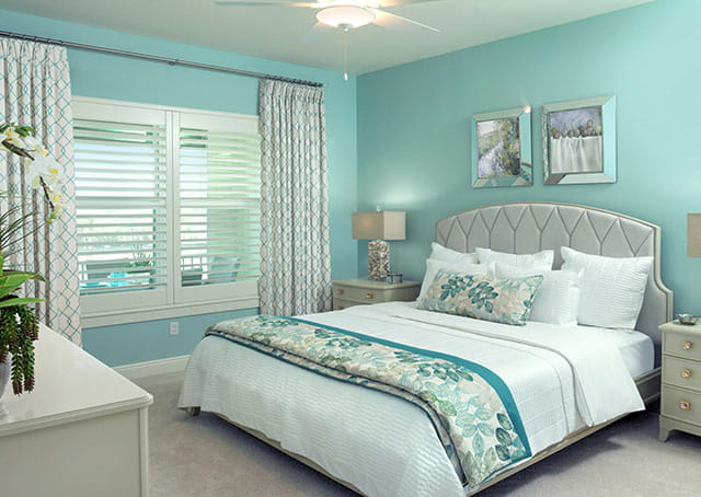 A bedroom at Vi at Bentley Village